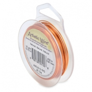 Artistic Wire 20 Gauge rame naturale